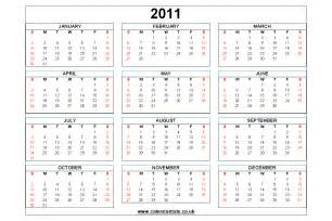 2011 Calendar Template by Large Printable December 2015 Calendar Calendar Template