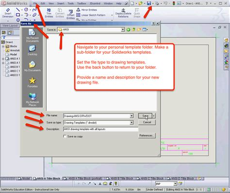 export layout to template autocad 01 convert dwg to solidworks drawing template mechanical cad