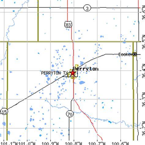 map of perryton texas perryton texas tx population data races housing economy
