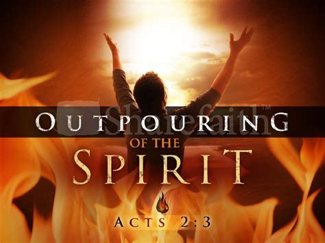 holy spirit fill this room revival grace and