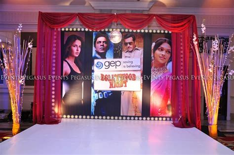 bollywood themed events bollywood theme corporate events theme party stage