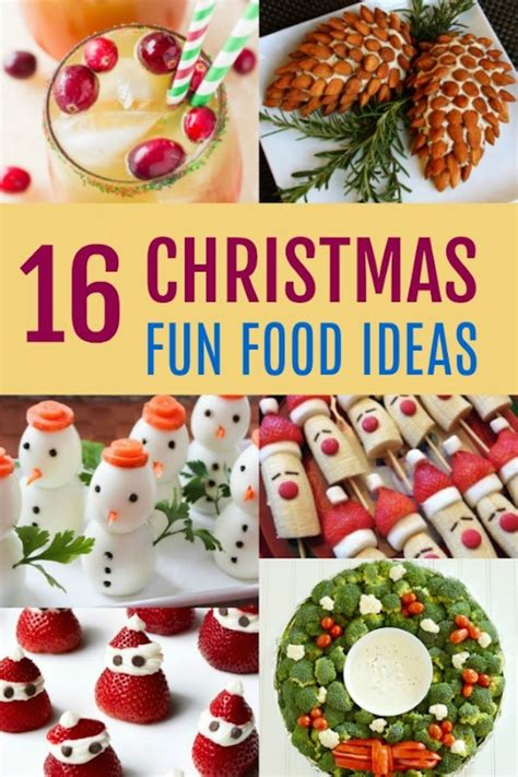 pinterest xmas food ideas 16 food ideas creative healthy family