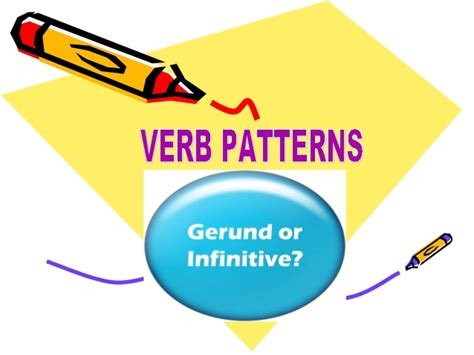verb pattern after suggest verb patterns