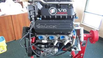 Buick Stage 2 V6 Buick Stage Ii Turbo V6 Indy Engine K50 Indy 2014