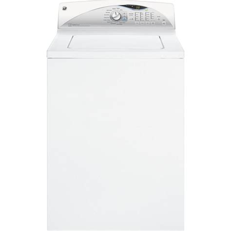 ge washing machines 3 8 doe cu ft top load washer in