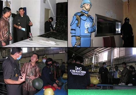 Helm Wijaya alutsista alat utama sistem senjata wamenhan tinjau