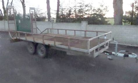 bradley for sale secondhand trailers car transporters bradley axel