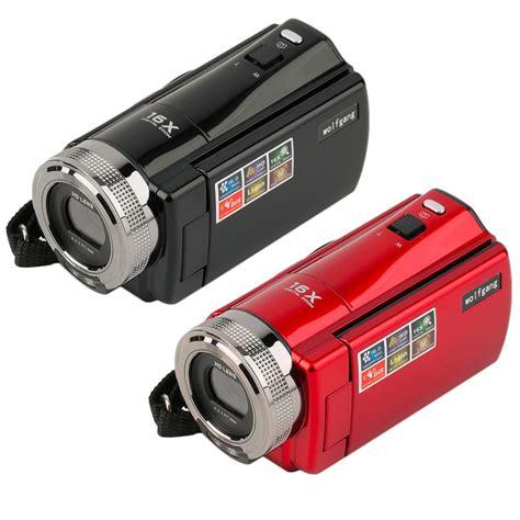 digital camcorder portable 720p hd 16mp 16x zoom 2 7 tft lcd