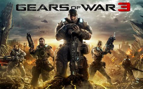 Kaset Xbox 360gear Of War 3 gears of war 3 xbox 360 tapety