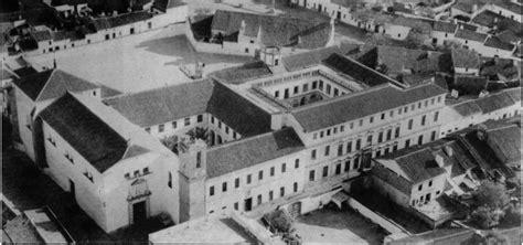 fotos antiguas hinojosa del duque convento seminario padres carmelitas hinojosa del duque