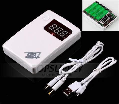 Power Bank V qidian 184 3a mobile power bank 18650 5v 12v battery