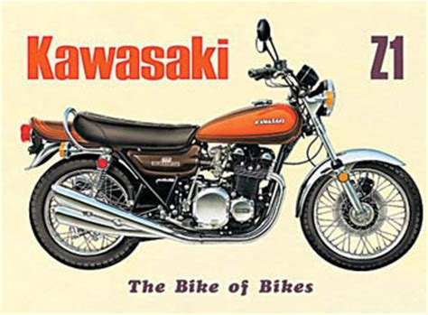 Motorrad Poster Kawasaki by Kawasaki Tin Signs Metal Signs Sold At Europosters