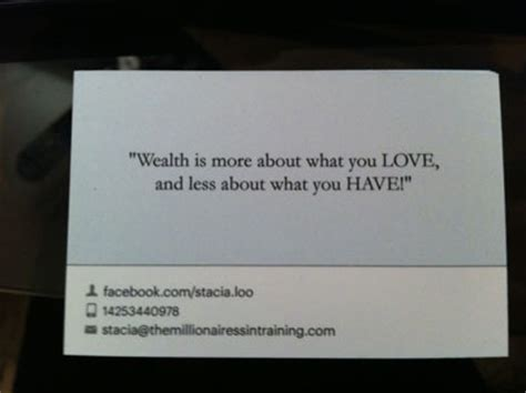 Business card short quotes reheart Images
