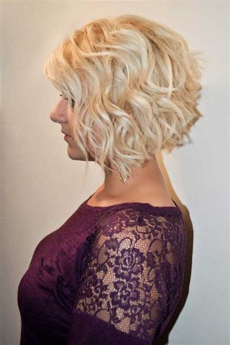 bob haircuts for curly hair front and back 20 curly short bob hairstyles bob hairstyles 2017