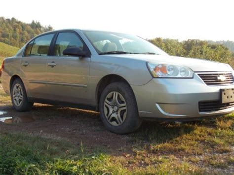 chevy malibu 2007 for sale purchase used 2007 chevy malibu ls low in reedy