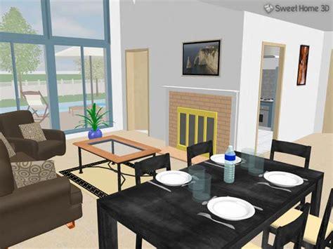 sweet home 3d gallery sweet home 3d models living room living room