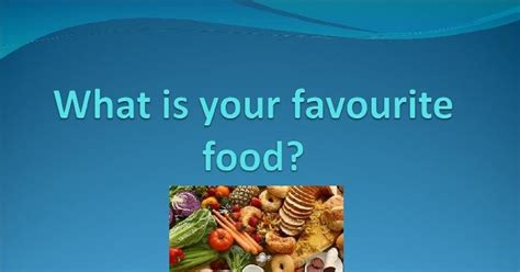 Whats Your Favorite Afternoon Snack by Whats Your Favorite Food Playbuzz