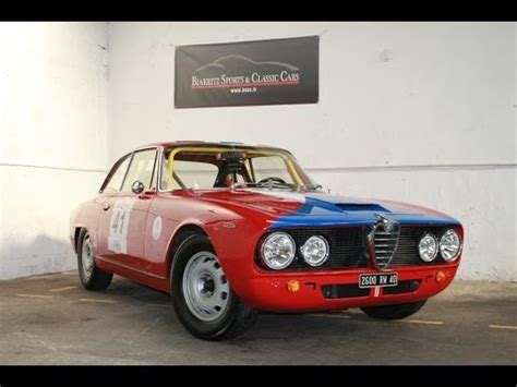 alfa romeo 2600 sprint youtube