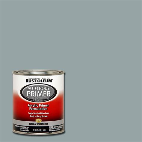 rust oleum automotive 12 oz 2 in 1 filler and sandable primer spray 6 pack 260510 the home