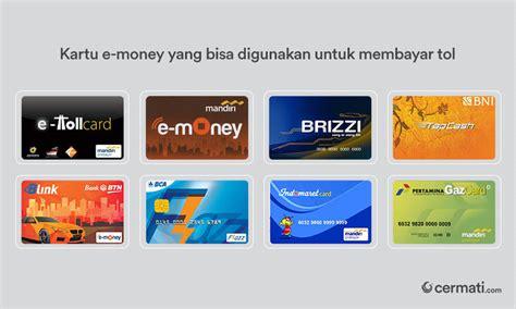 Kartu Mandiri Etoll Card E Toll 1 isi ulang e money sudah ada aturannya mau gratis simak tipsnya cermati