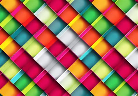 colorful pattern colorful square pattern free vector stock