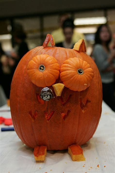 creative pumpkin artworks