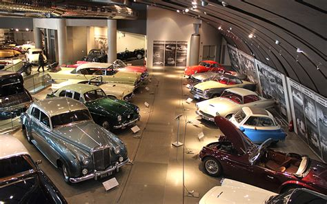 Auto Museum by Hellenic Motor Museum In Athens Greece Is