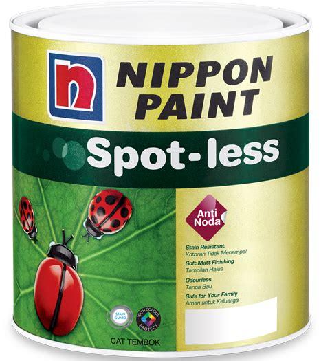 jual cat painting jakarta jual cat nippon spotless harga murah jakarta oleh sumber