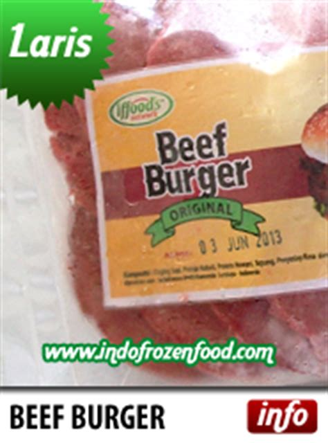 Kebab Kebab Frozen Beef Turki Rasa Original daging burger supplier bahan baku kebab terlengkap