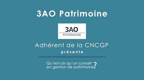 Qu Est Ce Qu Un Cabinet De Conseil by Un Conseil En Gestion De Patrimoine Qu Est Ce Que C Est