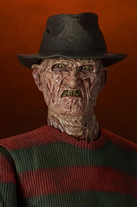 Making Home Decor Items by Closer Look Nightmare On Elm Street Pt 2 Freddy Krueger