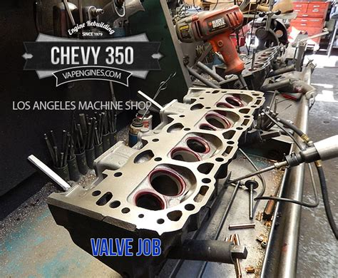 hot cams cylinder head and valve inspection part 1 youtube chevy 350 valve job los angeles machine shop engine rebuilder auto parts store