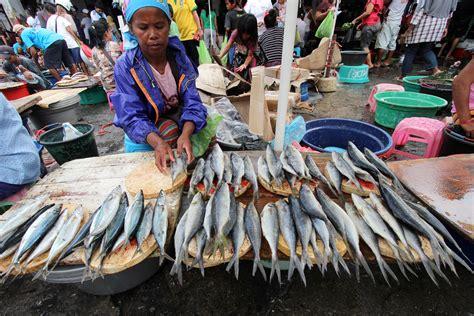 Harga Ikan by Penjual Sulit Dapatkan Ikan Dari Nelayan Akibat Cuaca