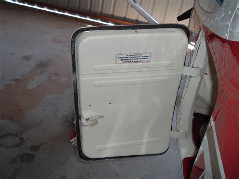 Aircraft Door Seals by Aft Baggage Door Seal Fuselage Installation Cessna 172