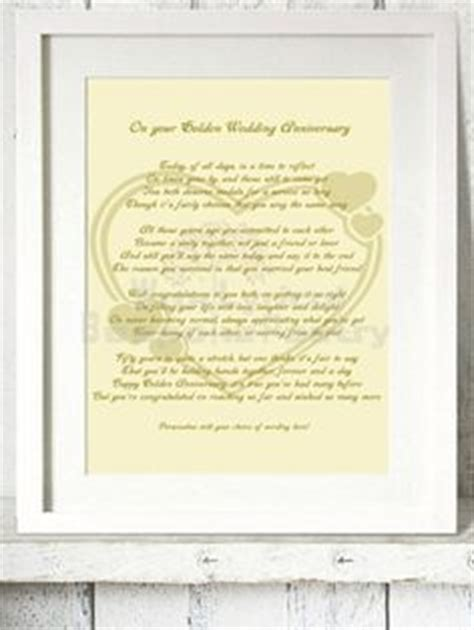 Golden Wedding Anniversary Song by 50th Anniversary Speech To Parents From