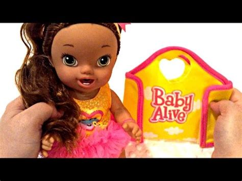 doll classes baby alive darci s class doll unboxing