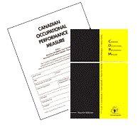 Canadian Occupational Performance Measure Ot
