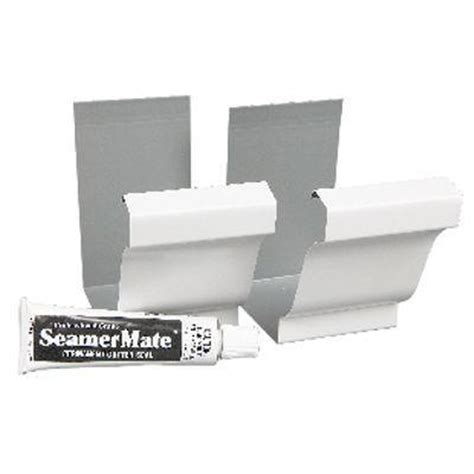 joining gutter sections joining aluminium gutter sections