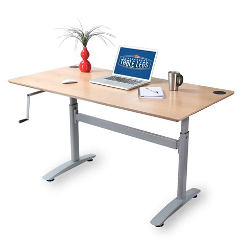 Adjustable Height Deskframe Replacementtablelegs Com Blog Adjustable Desk Legs