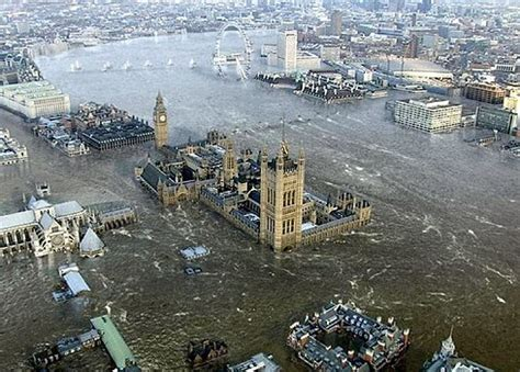 thames barrier rising sea levels ipcc pocket book