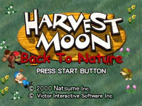 harvest moon back to nature indonesia tentang bibit