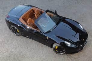 4 Seater Ferraris Edo Competition California Pictures Specs Carzi