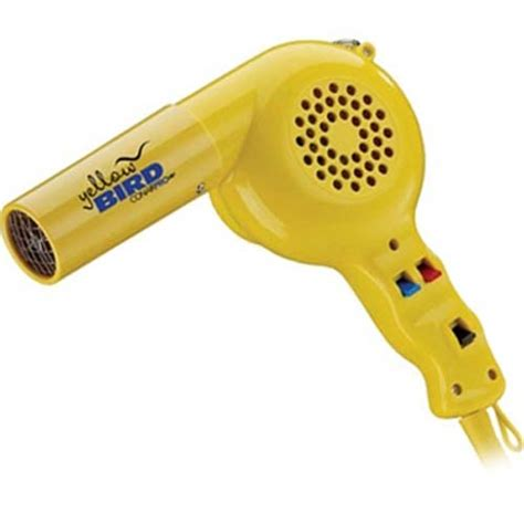Yellowbird Hair Dryer conair pro yellow bird dryer 1875w yb075 conairhair