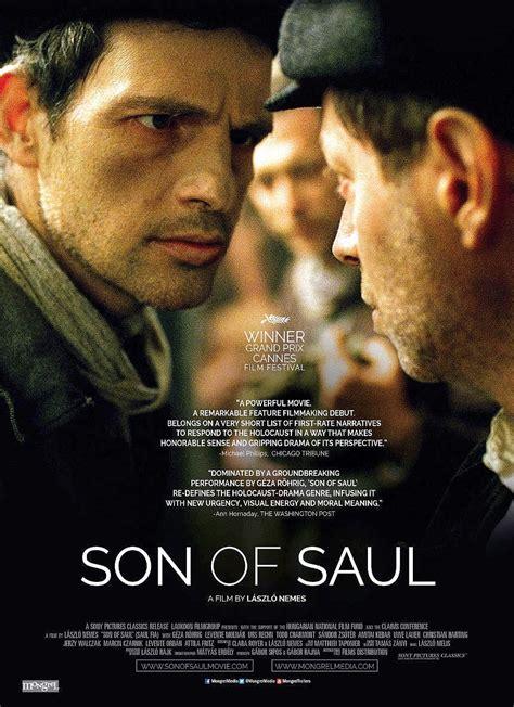 international studies presents son  saul  world theatre