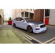 2016 Zolland Design Volvo V90 Shooting Brake And Pace Car