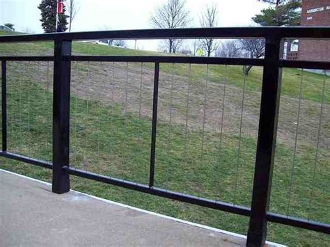 Mesh Banister Guard 17 Best Images About Commercial Cable Railing On Pinterest