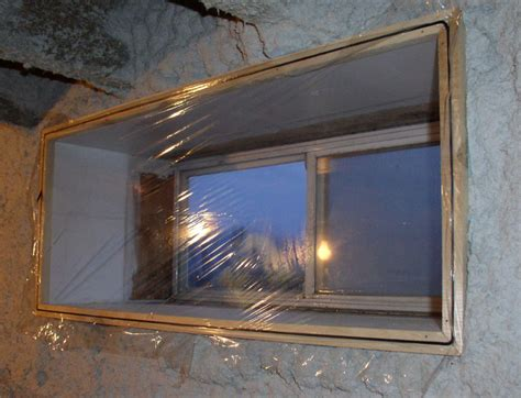 how to insulate basement windows installed window stonehaven