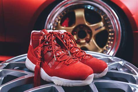 air jordan 11 chinese new year custom sneaker bar detroit