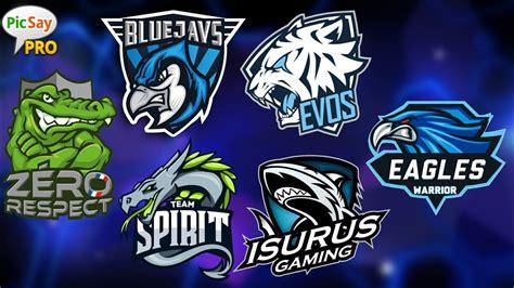 membuat logo gaming cara membuat logo esport logo gaming tutorial picsay