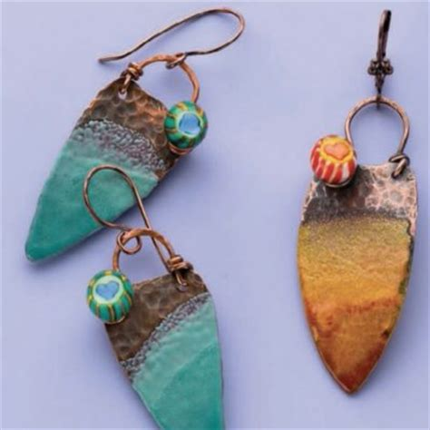 how to make enamel jewelry ultimate collection of free jewelry projects